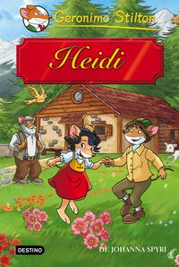 geronimo stilton heidi
